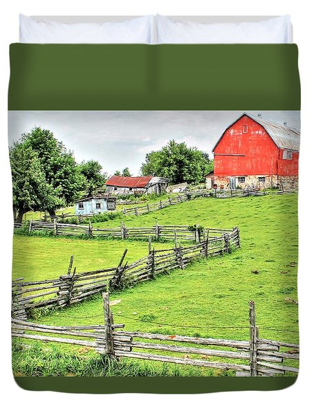 Rockwood Rural Duvet Cover