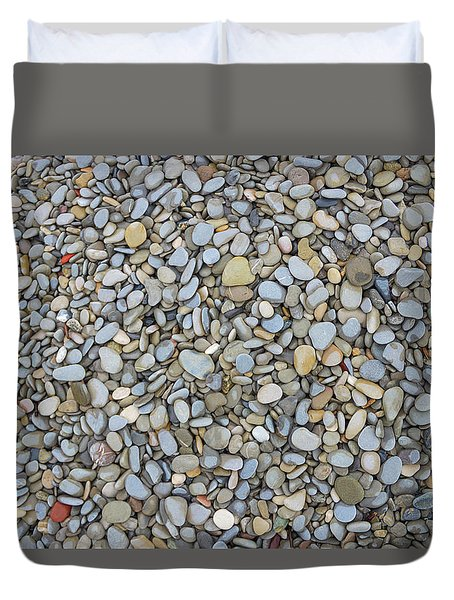 Rocky Beach 1 Duvet Cover