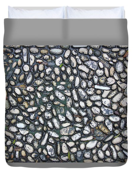 Rocky Beach 2 Duvet Cover