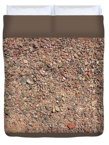 Rocky Beach 3 Duvet Cover