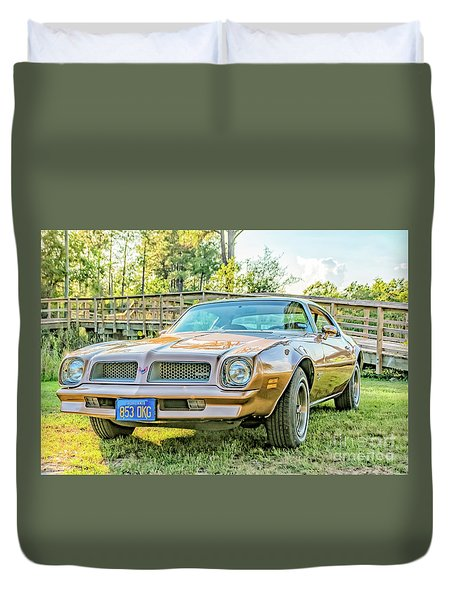 Rocky Front Duvet Cover by Brian Wright
