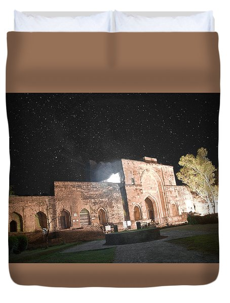 Rohtas Fort Duvet Cover
