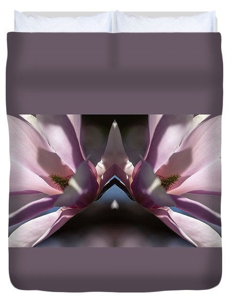 Romance Takes Wing - Duvet Cover
