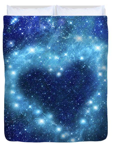 Romantic Night Duvet Cover