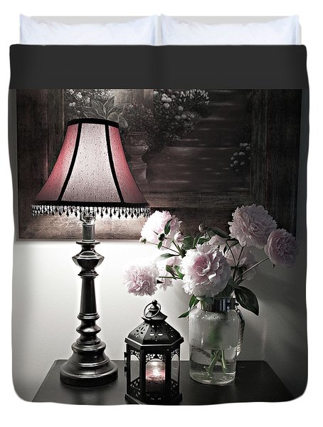 Romantic Nights Duvet Cover