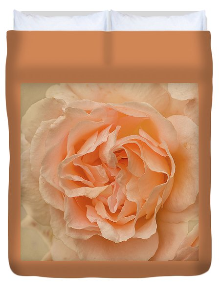 Romantic Rose Duvet Cover