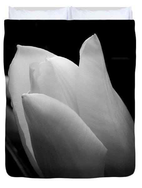 Romantic Tulip Light Duvet Cover