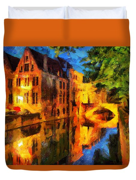 Romantique Duvet Cover