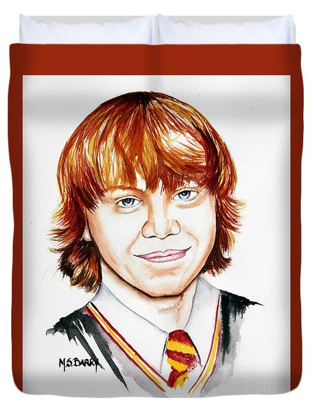 Ron Weasley Duvet Cover