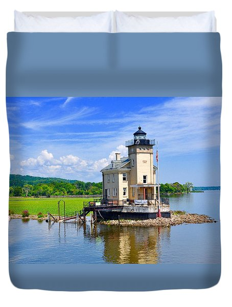 Rondout Light Duvet Cover