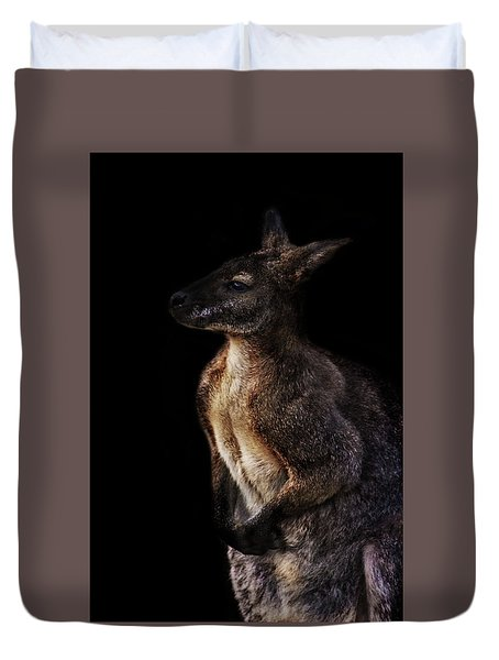 Roo Duvet Cover by Martin Newman