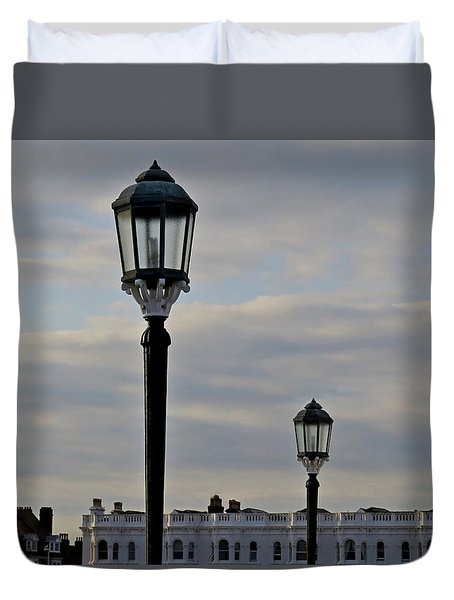 Roof Lights Duvet Cover