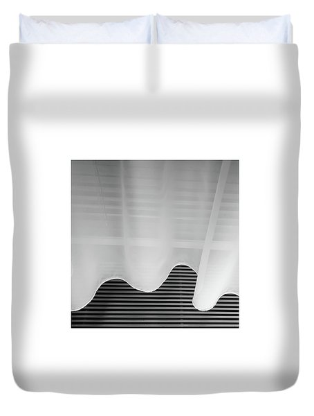 Room 515 Duvet Cover