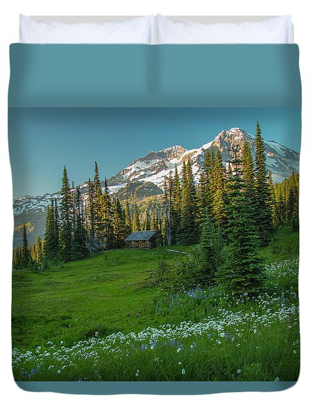 Room With A View 2 Duvet Cover