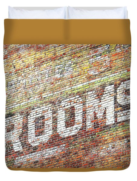 Rooms Duvet Cover
