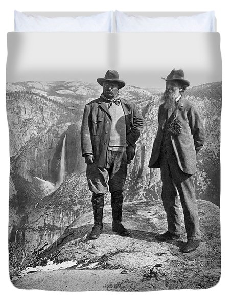 Roosevelt & Muir Duvet Cover