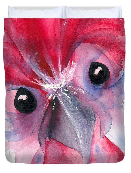 Rooster Duvet Cover