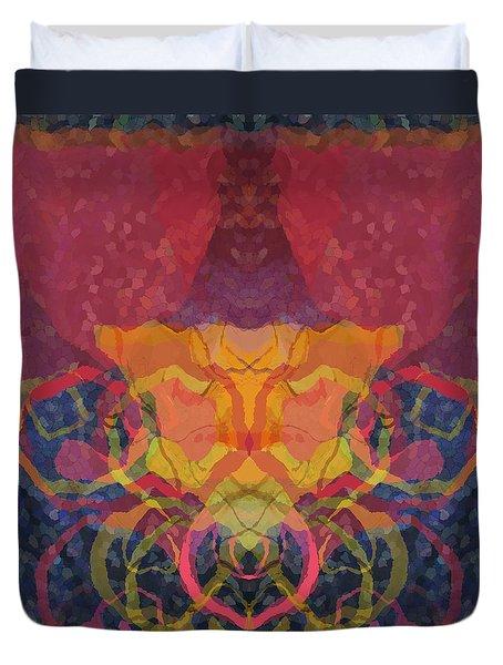 Rorschach1 Duvet Cover