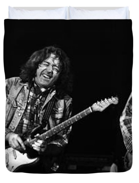 Rory Gallagher 5 Duvet Cover