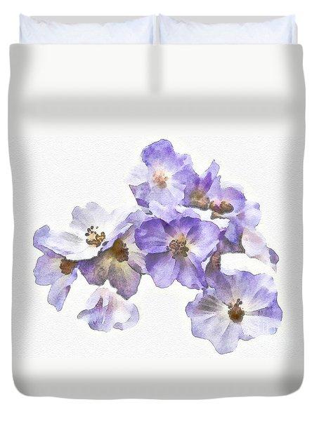 Rosa Canina - Watercolour Duvet Cover