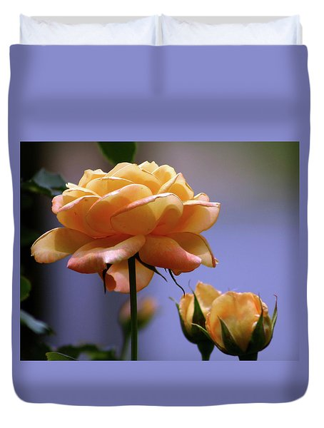 Rose 1156 H_2 Duvet Cover