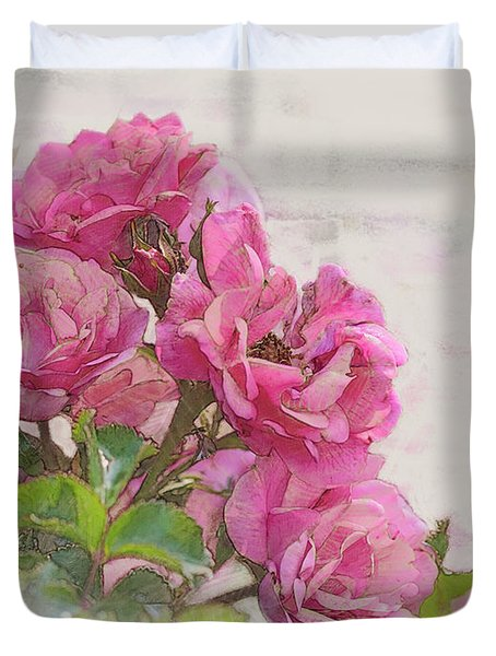 Rose 2 Duvet Cover