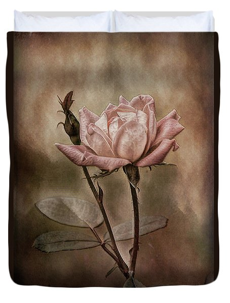 Rose 3 Duvet Cover