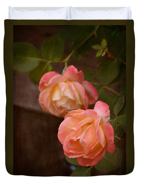 Rose 339 Duvet Cover