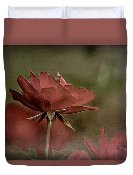 Rose 5 Duvet Cover
