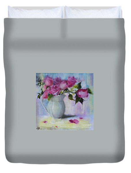 Rose Day Duvet Cover