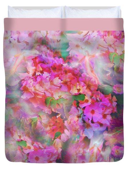 Rose Devas Duvet Cover