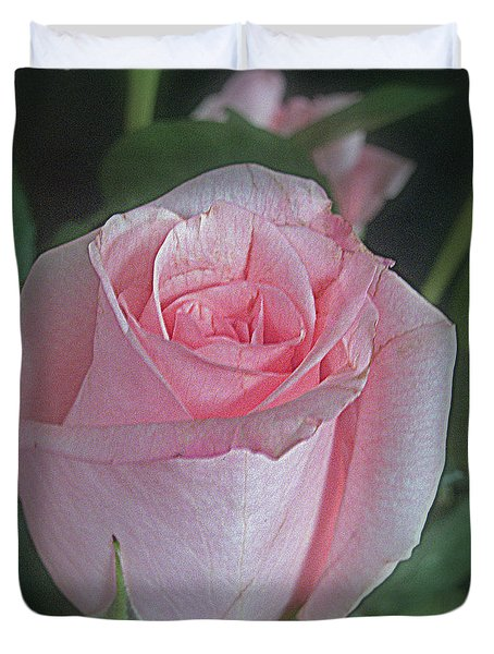 Rose Dreams Duvet Cover by Suzy Piatt