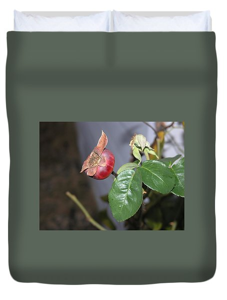 Rose Hip Duvet Cover