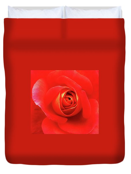 Rose Duvet Cover