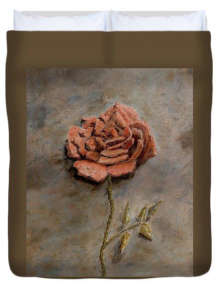 Rose Of Regeneration - Small Duvet Cover