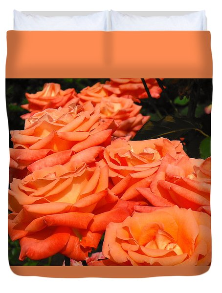 Rose Path Jubilee Duvet Cover