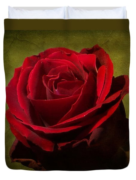 Rose Tapestry Duvet Cover