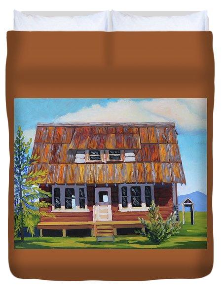 Roseberry House Duvet Cover