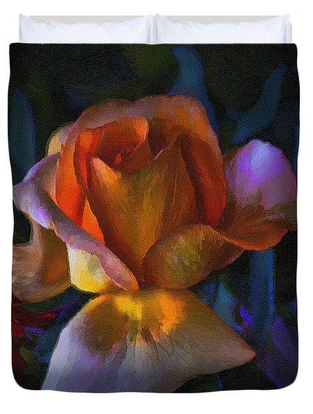 Roselight Duvet Cover