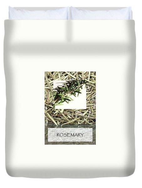 Rosemary Duvet Cover