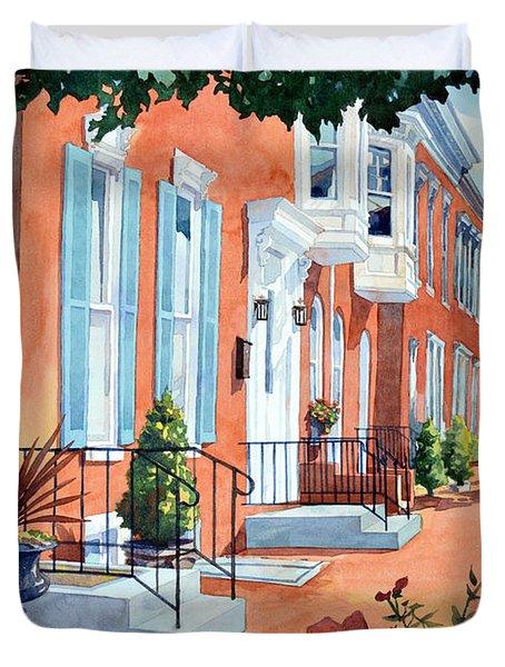 Rosewalk Duvet Cover
