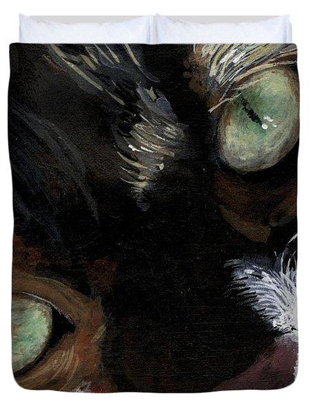 Rosie Duvet Cover by Mary-Lee Sanders