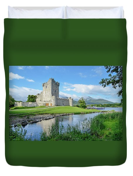 Ross Castle Duvet Cover