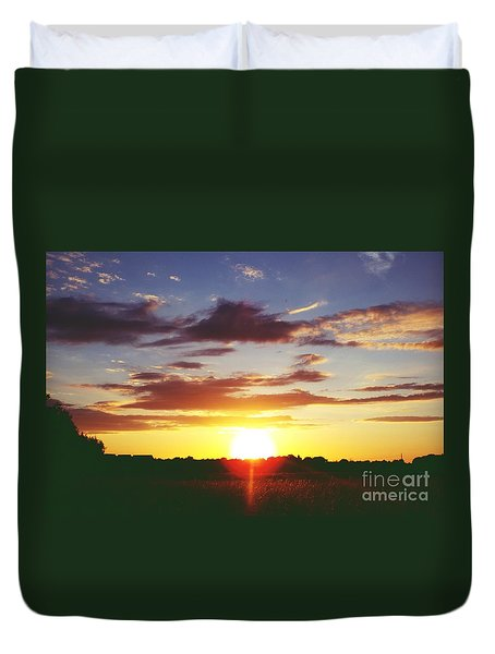 Rossington Sunset 2 Duvet Cover