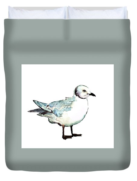 Ross's Gull Duvet Cover