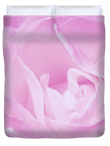 Rosy Cheek Pink Duvet Cover