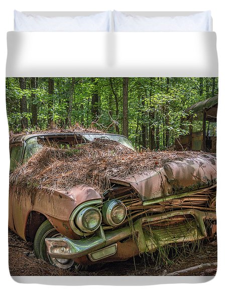 Rotting Classic In Color Duvet Cover