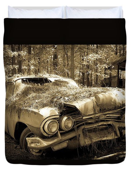 Rotting Classic Duvet Cover