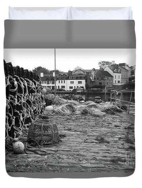 Roundstone 1 Duvet Cover