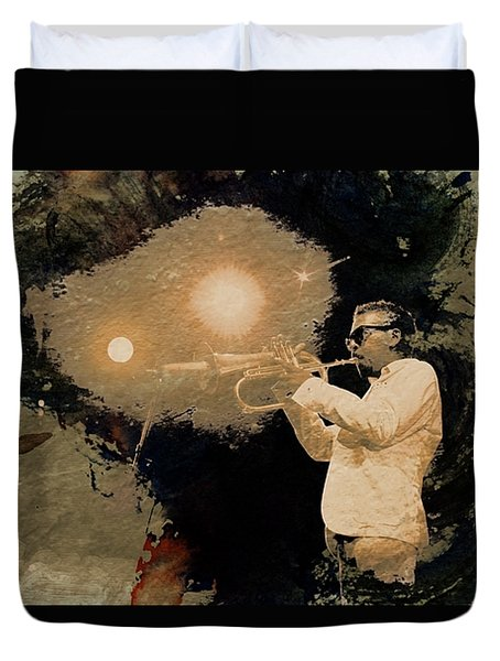 Roy Hargrove, Rustic Times  Duvet Cover